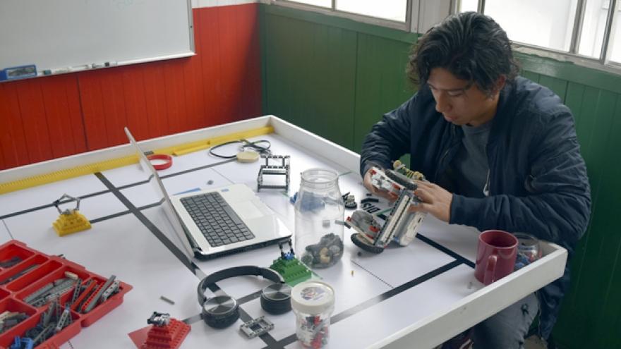 "Jornadas Académicas 2017-2018 ""B"" (tercer día)"