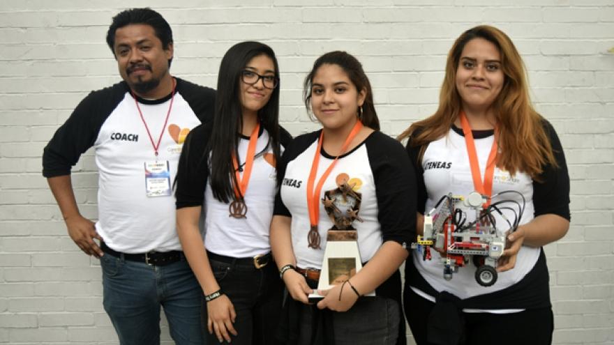 Competencia regional WRO 2018