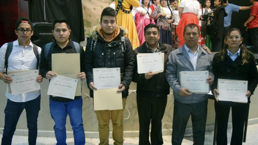 Concluyen actividades de semiescolar en Cuajimalpa