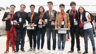 Olimpiada Mundial de Robótica 2018 Salamanca