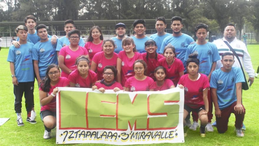 Primer Torneo de Fútbol Soccer Interprepas IEMS 2019