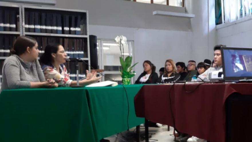 Compañía Nacional de Teatro visita Iztapalapa I